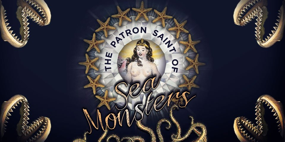 The Patron Saint of Sea Monsters image 1