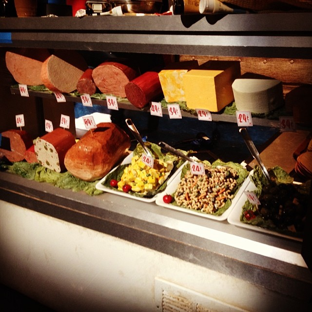 What I've been up to work recently, all the deli food! #foodprops #flybynightph @phnyc