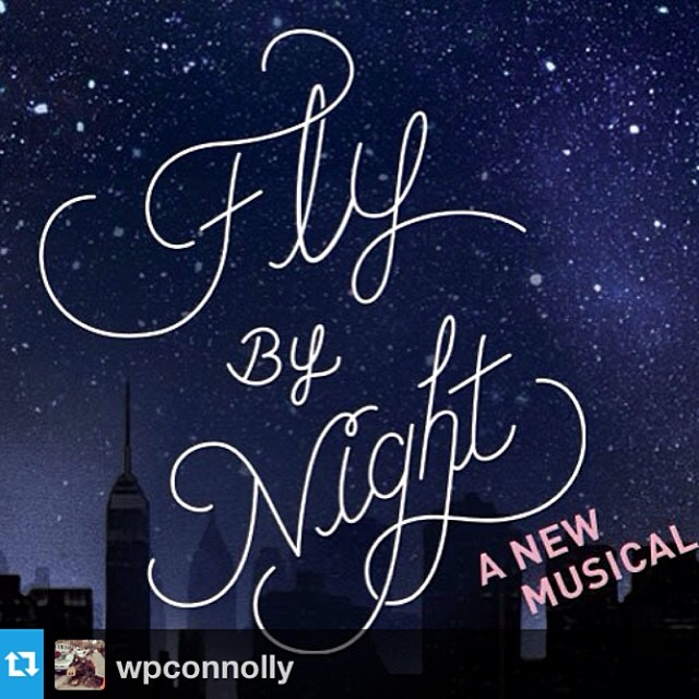 GET IT, WILL!! #Repost @wpconnolly I wrote a show with @kdrosenstock and @michaelmitnick - tickets are on sale @phnyc website. Use promo code FLYCOM for cheaper tix. Please come see it. I hear it's pretty good. #flybynightPH #regram