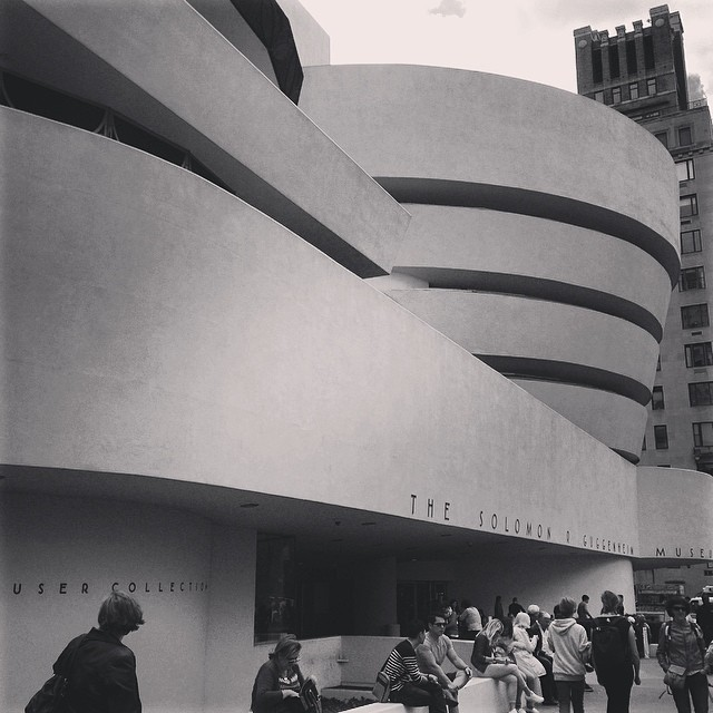 This is where #FlyByNightPH will be tonight!  Last min tix available at guggenheim.org.