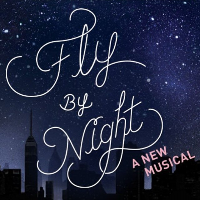 This show is fantastic! Brilliant writing, direction, music, acting, concept, & design.  Please run to @phnyc if you like it when theatre moves you! #flybynightph