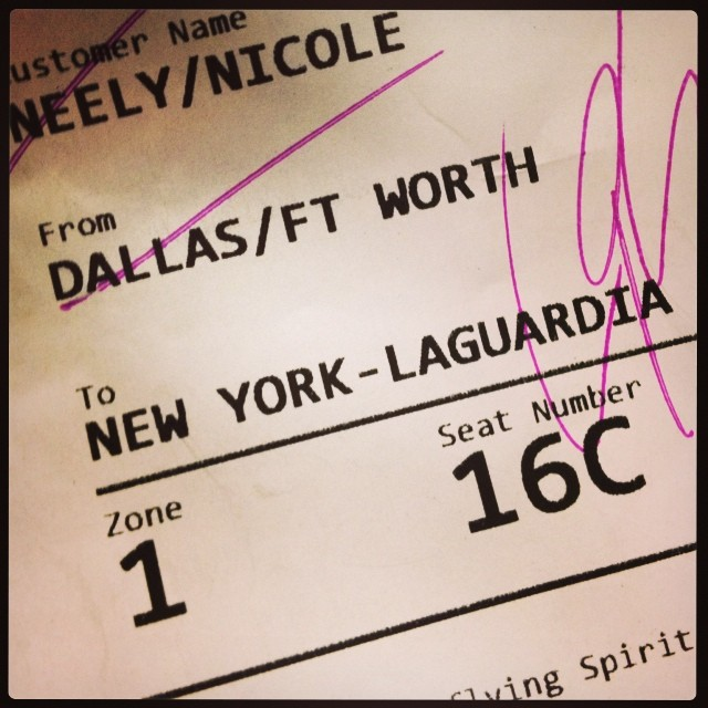 One way please to New York City so I can know I'm alive! @phnyc #flybynightph Fly By Night- I'll see you on Thursday.