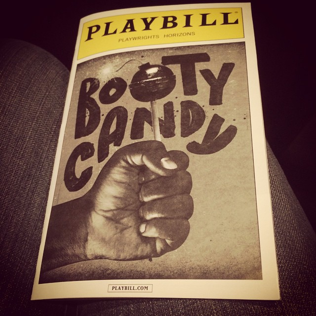 #bootycandy @2stnyc box-office night out at @phnyc!