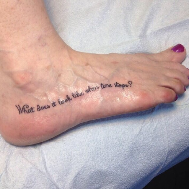 My new #flybynightph tattoo!  #whatdoesitlooklikewhentimestops @phnyc @allisoncase @adamchanlerberat