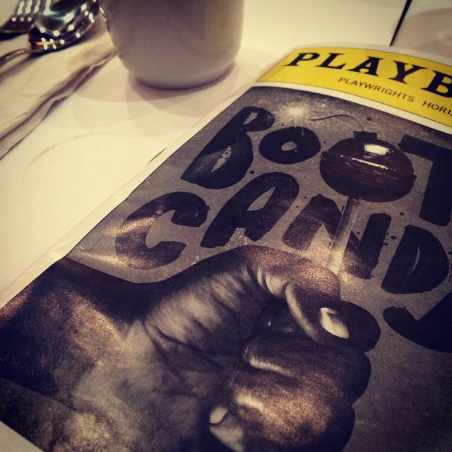 Amazing play. #Bootycandy