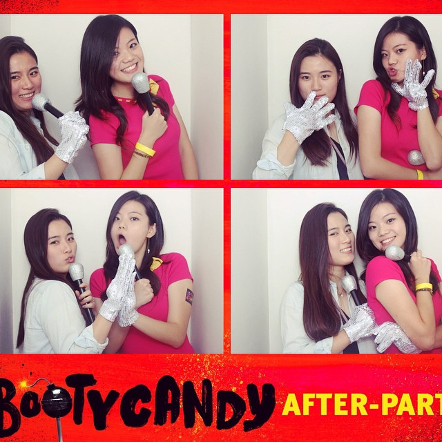 #bootycandy #photobooth