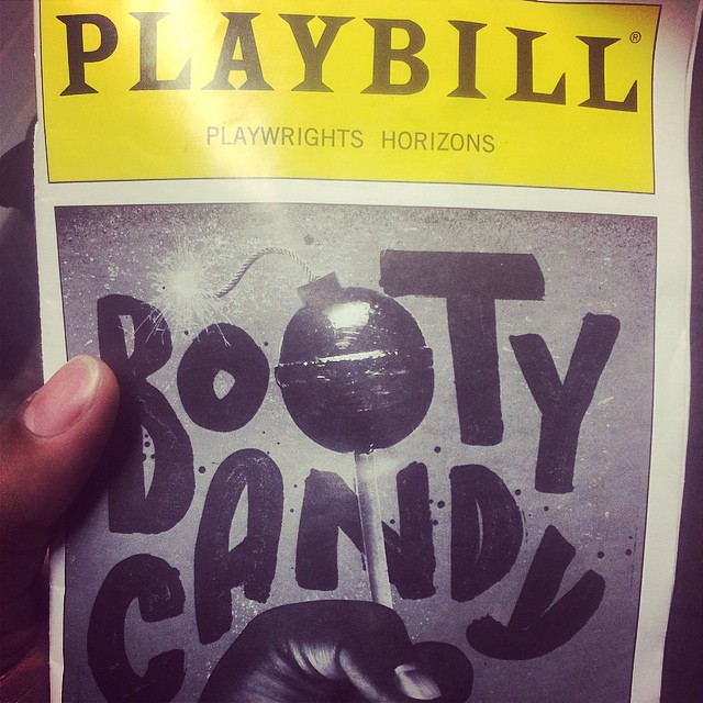 What a great play this was#bootycandy#play#broadway#offbroadway#nycnights