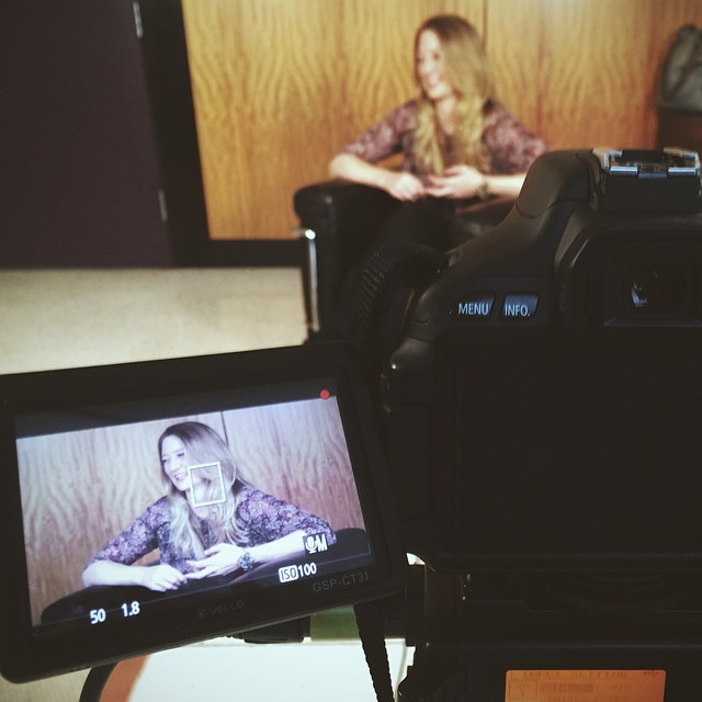 @heidischreck lit up the room today as we chatted about #GrandConcoursePH. Interview coming soon!