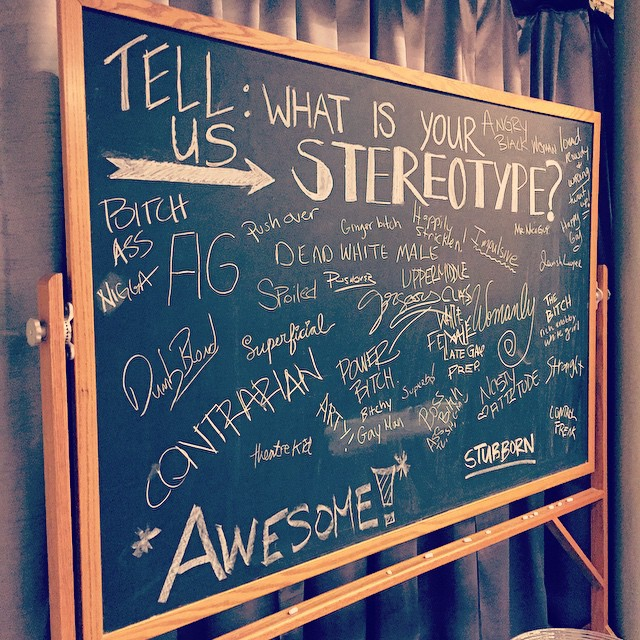 #bootycandy #stereotype #blackboard #playwrightshorizons #nyc #theatre