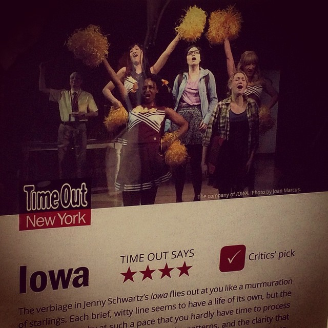 3rd time seeing it... beat that!  #iowaph
