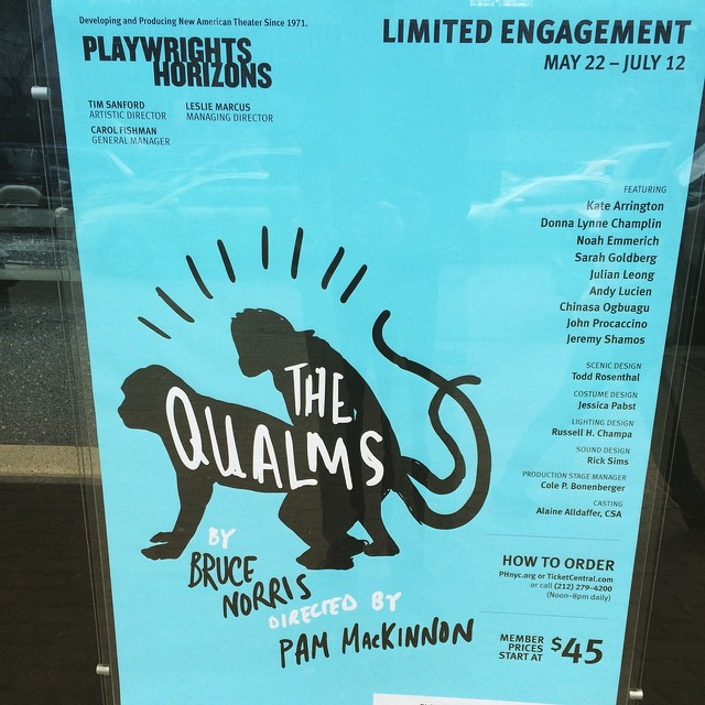 #thequalms #playwrightshorizons