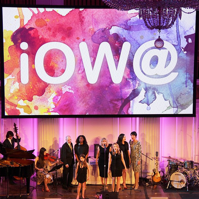 And what better way to close out our #PHGala than a performance from current PJS theater occupant #IowaPH!