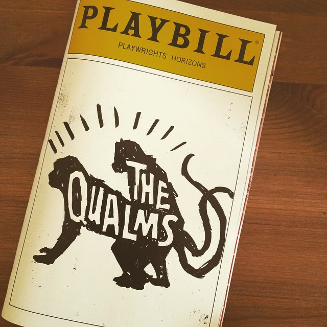 A wonderful, rip-roaring production!! See it!! #phnyc #GenPH #offbroadway #theater #thequalms