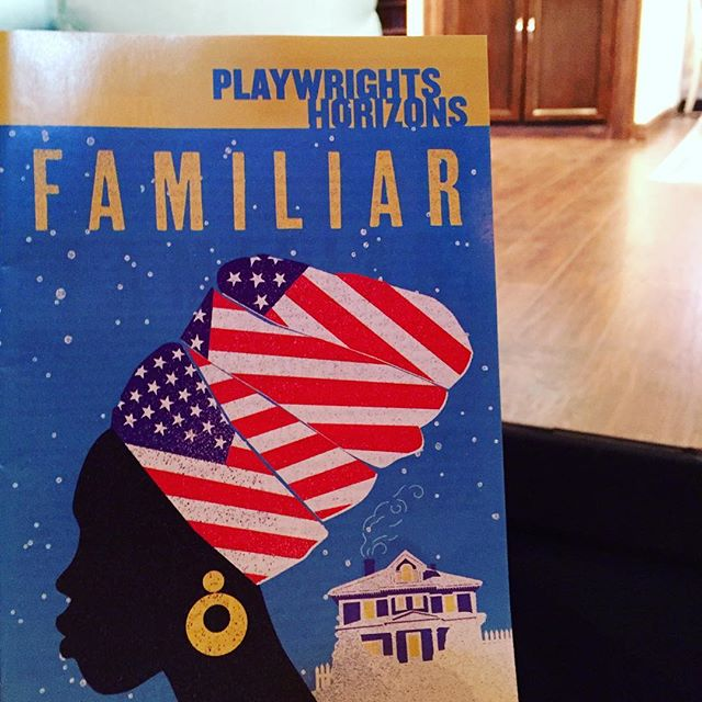"How refreshing was that?! So great to see a somewhat ""familiar"" story told under a new light/cultural lens. Totally worth seeing #familiarph @phnyc"