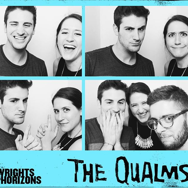 A couple becomes a throuple. #thequalms @phnyc