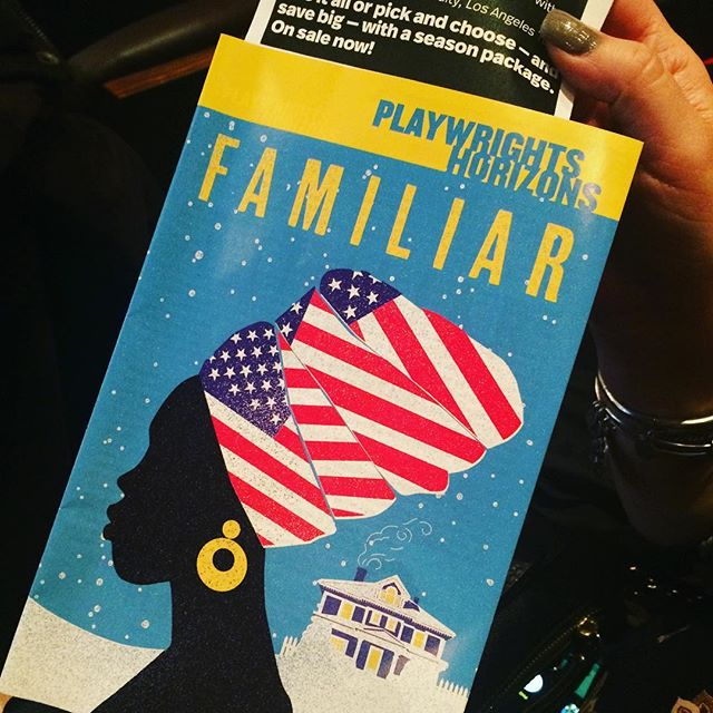 #theplay #familar #nyc #theatre #fridaynight #culture#familiarph