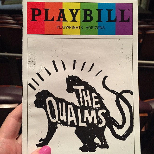 I would never miss Famous Shamos in a Norris/MacKinnon/@phnyc joint! #TheQualms