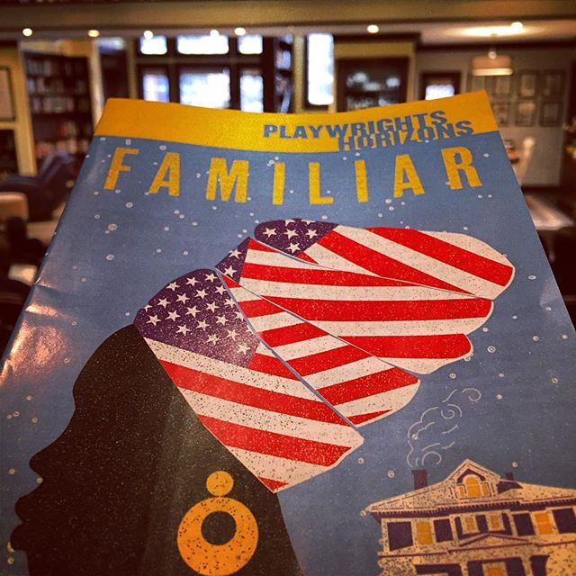 An evening with FAMILIAR at @phnyc #FamiliarPH #offbroadway