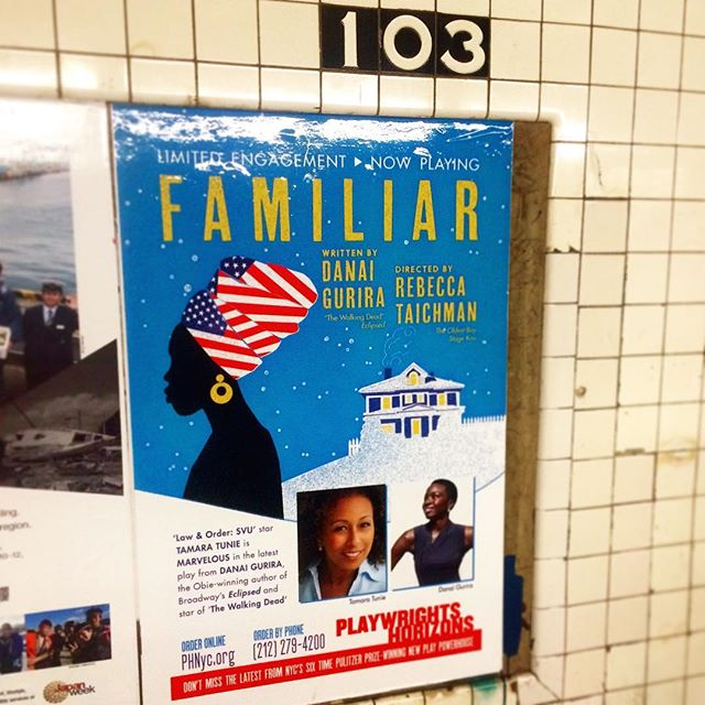 Saw something very Familiar on the way to work today... #FamiliarPH @phnyc