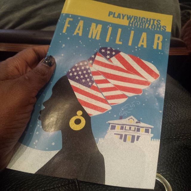 Enjoying #FamiliarPH #danaigurira on a cold day
