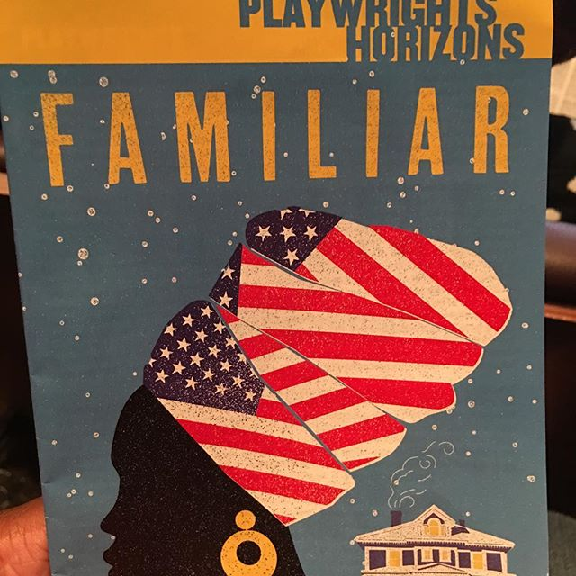 Just a regular Sunday #theater #sundayfunday #familiarph #nyc #broadway #timessquare #familiar #africa #america #immigration