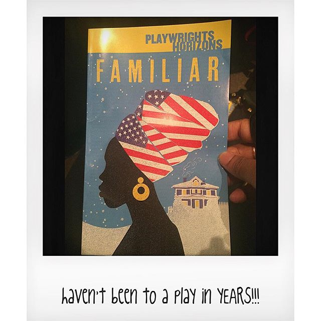 #playwrightshorizons #familiar #FamiliarPH #play #offbroadway #nyc