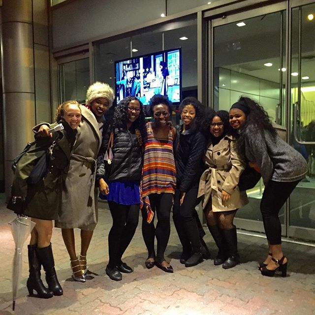Ladies Night @phnyc !\n#Familiar was Ah-Mazing!\n@itoaghayere we \U0001f49a you!! #FamiliarPH