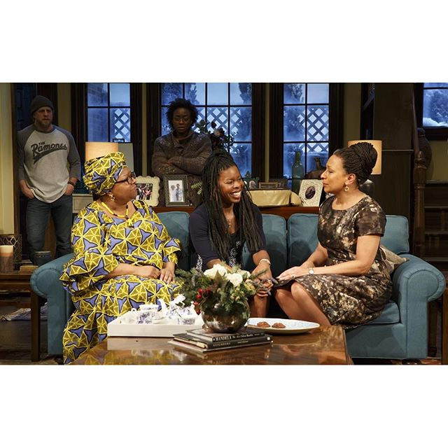 First look at photos from @danaigurira's #FamiliarPH! More at PHnyc.org.
