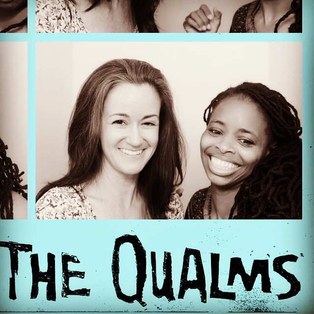 @phnyc to see #TheQualms flawlessly directed by #PamMacKinnon. Hilarious and stellar cast!! Must see!\n#girlsnight with @kdgrigs \n#playwrightshorizon #igaddict #instagramaday #photochallenge #igdaily #picoftheday #photoaday2015cd #164