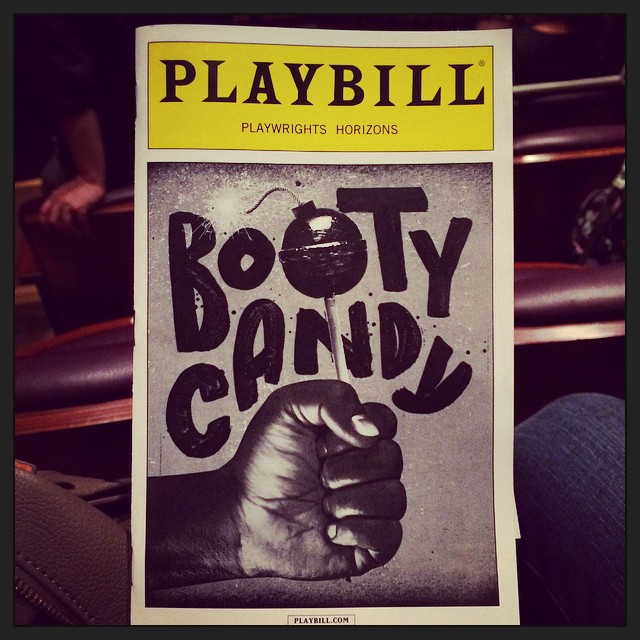 #tonightsbill: #BootyCandy at @phnyc!