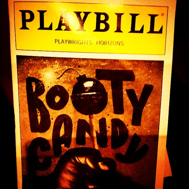 #BootyCandy with the best man @thatssorich #Theatre #NYC