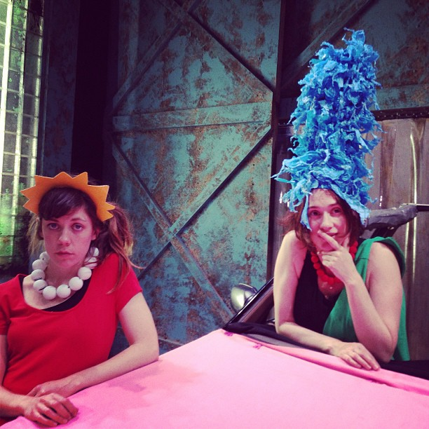 Lisa and Marge, Act II #mrburnsplay