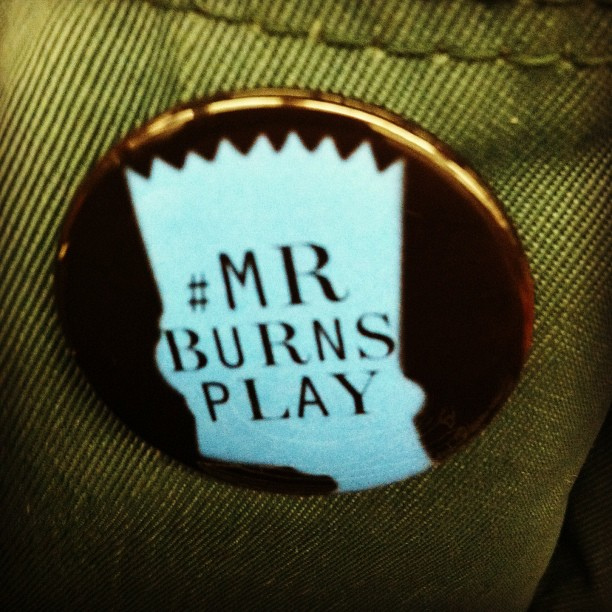 Loved #MrBurnsPlay @phnyc tonight. One of the most wildly imaginative shows I've seen in a long time. #playwrightshorizons