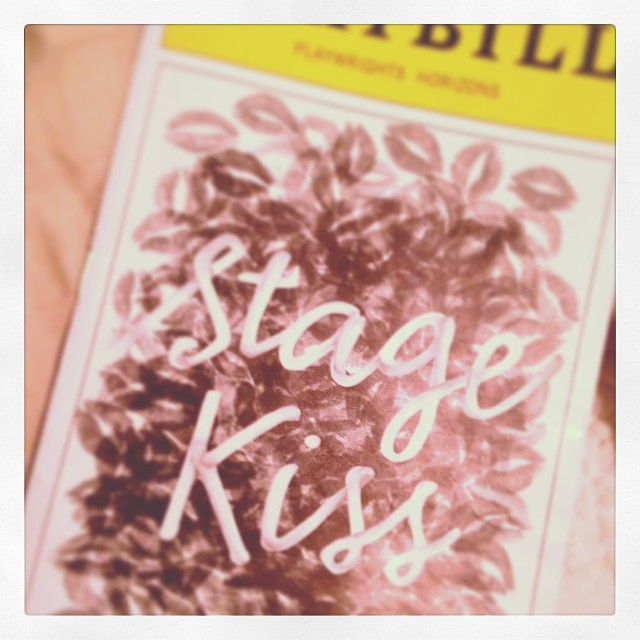 #theatre #offbroadway #stagekiss #playbill #playwrightshorizons