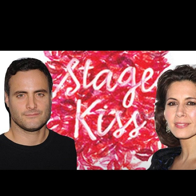 Save up to 47% on the new romantic comedy #StageKiss starring #NurseJackie hottie Dominic Fumusa and Tony nominee Jessica Hecht