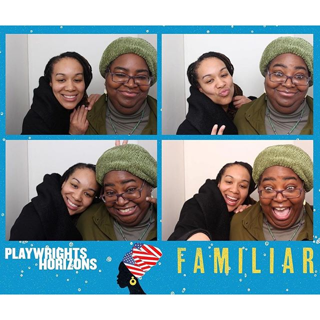 #familiarPH #familiar #eclipse #theater #broadway #nyc #nyclifestyle #danai #playwright #theaterbuddiesforlife