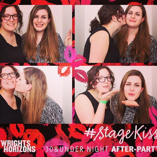 #PlaywrightsHorizons #StageKiss #AfterParty #PHNYC
